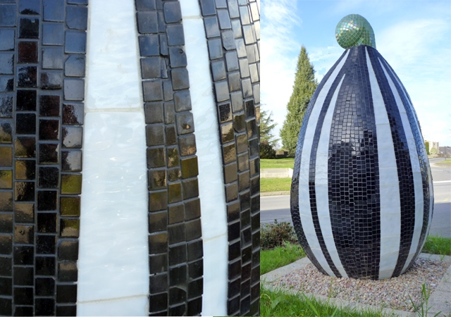 sculpture-mosaique