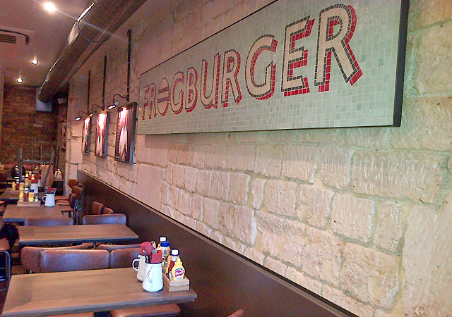Frogburger St-Séverin