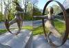 sculpture résine
