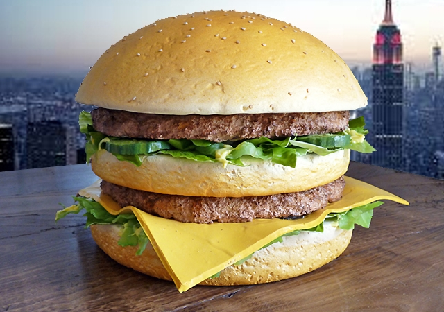 faux-big mac