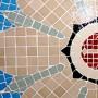 décor de salle d'eau mosaïque