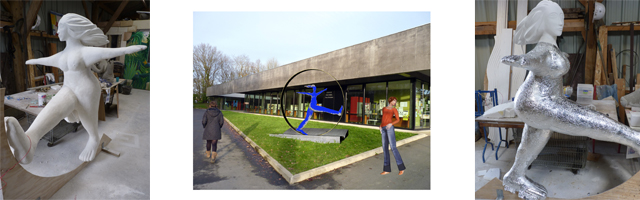 sculpture moulage